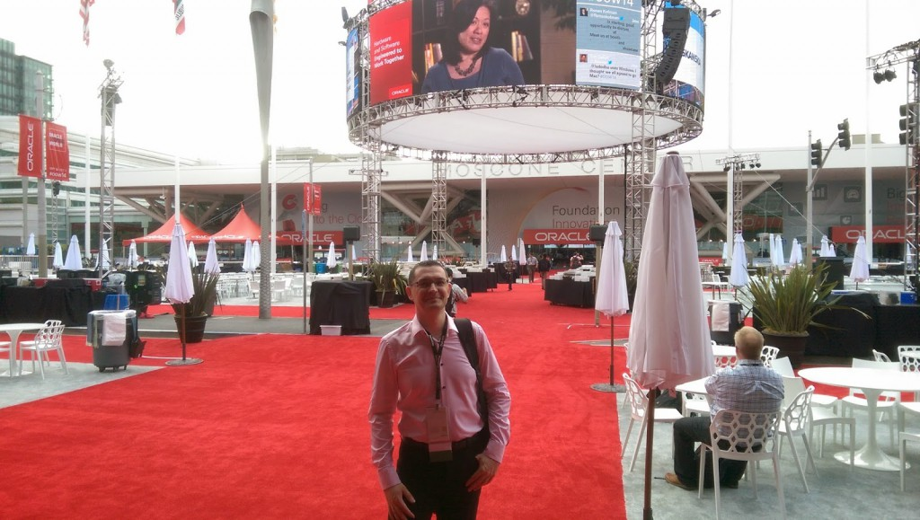 OOW14 day 0