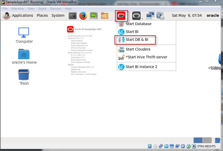 Installing Oracle BI on Windows 7 / 8 / 10 – Dimensionality